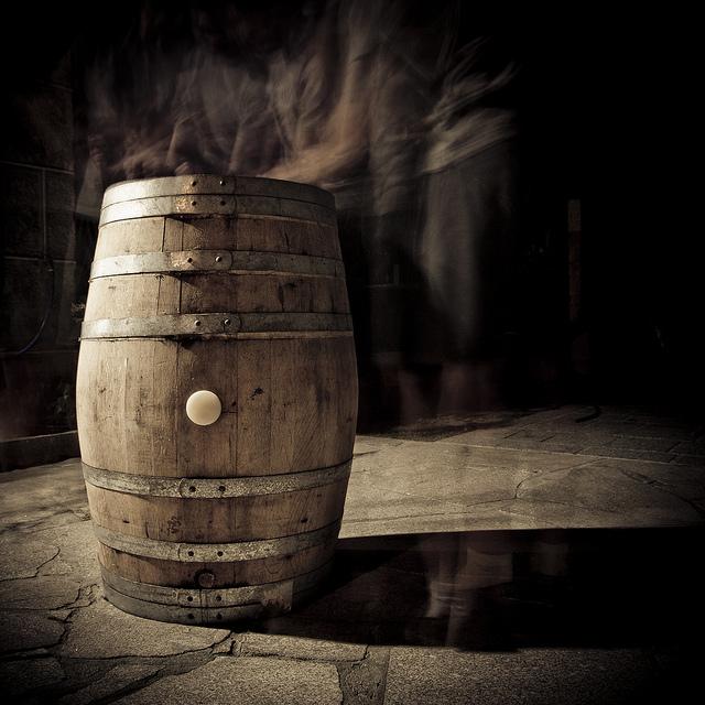 """Wine harvest time"" por elsergietenapuros en flickr"