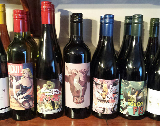 """Some Young Punks Wines"" por Dominic Lockyer"