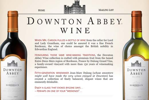 downton-abbey-wine